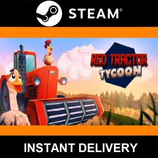 Red Tractor Tycoon - Global key