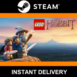 LEGO The Hobbit - Global steam key