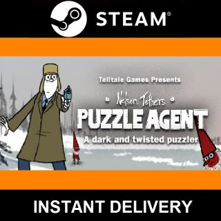 Puzzle Agent - Global CD key