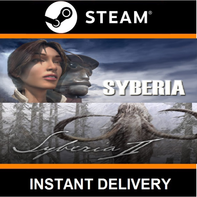 Syberia Bundle - Global key