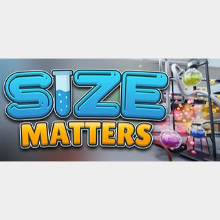 Size Matters - Instant Delivery