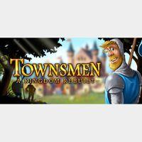 Townsmen: A Kingdom Rebuilt - Instant Delivery