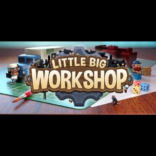 Little Big Workshop - Instant Delivery