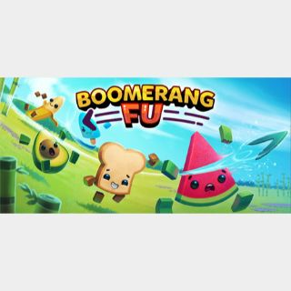Boomerang Fu - Instant Delivery