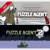 Puzzle Agent 1 & 2 - Instant Delivery