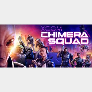 XCOM: Chimera Squad - Instant Delivery
