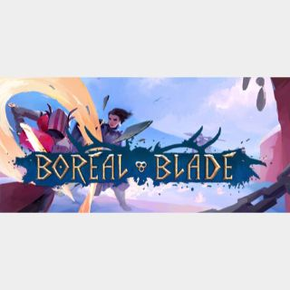 Boreal Blade - Instant Delivery