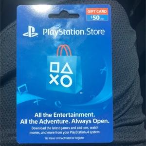 $50 PlayStation USA 🇺🇸👍