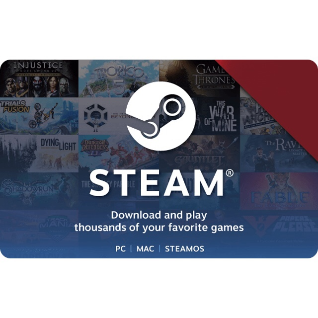 $20.00 Steam Instant Delivery 🌎👍