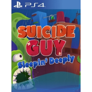 Suicide Guy: Sleepin' Deeply [US] ⭐ɪɴsᴛᴀɴᴛ!⭐