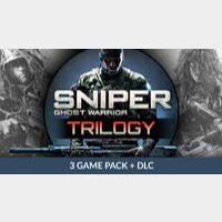 Sniper: Ghost Warrior Trilogy + DLCs