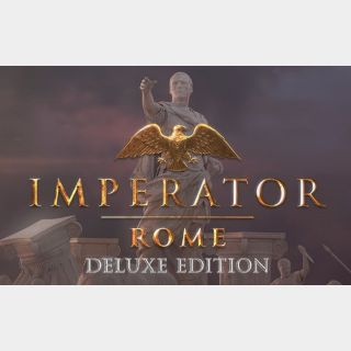 Imperator: Rome Deluxe Edition (Instant delivery)