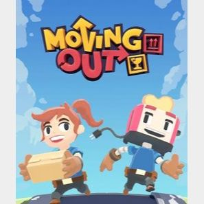 Moving Out Steam Key GLOBAL