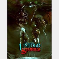 Lovecraft's Untold Stories