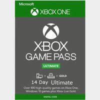 Xbox Game Pass Ultimate 14 Days key Global