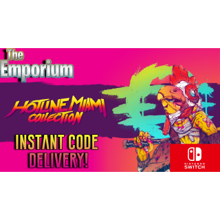 Hotline Miami Collection | Switch Code Instant Delivery