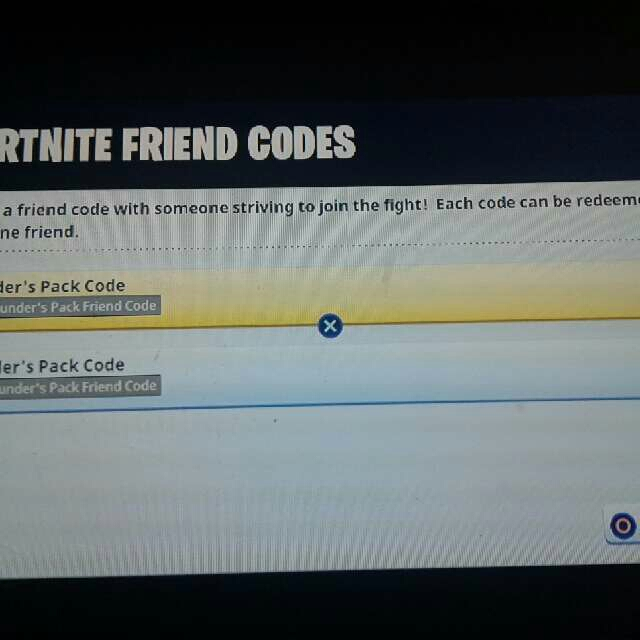fortnite redeem code for save the world xbox one