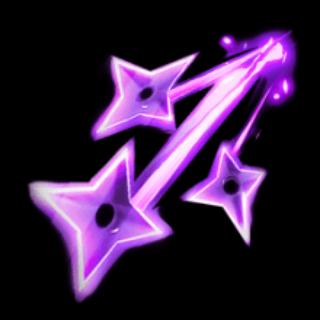Ninja Star | Who Dat Ninja!? Black