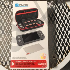 Switch lite ultimate protection pack