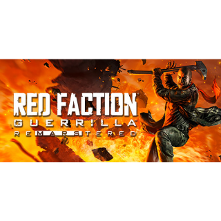 Red Faction: Guerilla Re-mars-tered - Instant - Global - Steam