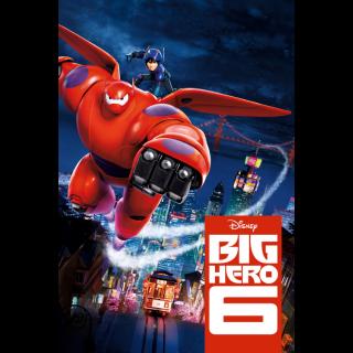 Big Hero 6 4K/UHD MoviesAnywhere