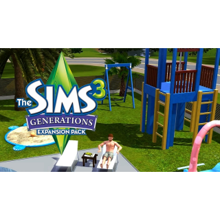 The Sims 3 Generations | Origin CD Key | Worldwide | Fast Delivery