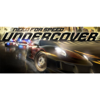 Need for Speed Undercover | Origin CD Key | Worldwide | Fast Delivery