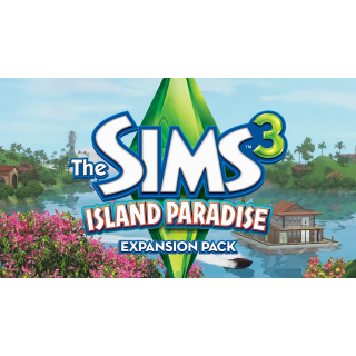 The Sims 3 Island Paradise | Origin CD Key | Worldwide | Fast Delivery