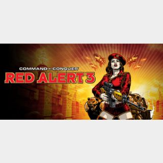 Command & Conquer: Red Alert 3 | Origin CD Key | Worldwide | Fast Delivery