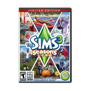The Sims 3 Seasons | Origin CD Key | Worldwide | Fast Delivery