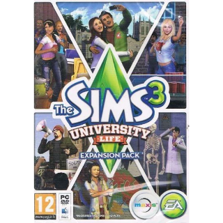 The Sims 3 University Life | Origin CD Key | Worldwide | Fast Delivery