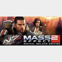 Mass Effect 2 Digital Deluxe Edition   Origin CD Key   Worldwide   Fast Delivery