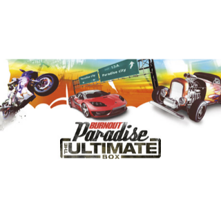 Burnout Paradise: The Ultimate Box | Origin CD Key | Worldwide | Fast Delivery