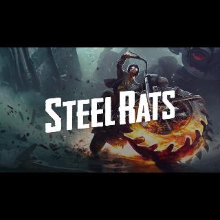 Steel Rats - Instant Steam Key