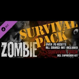 AGF Pro Zombie Survival DLC