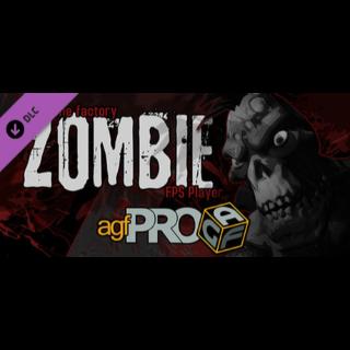 AGF Pro Zombie FPS DLC