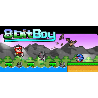 8 Bit Boy Steam Key