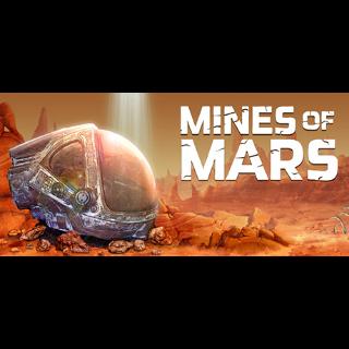 Mines of Mars Steam Key