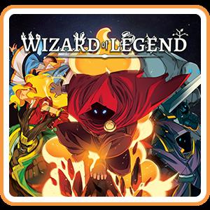 Wizard of Legend Nintendo Switch CD Region US