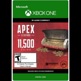 APEX Legends: 11500 Coins Xbox Digital