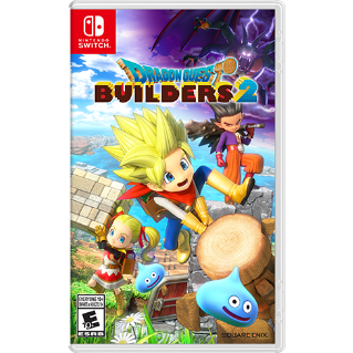 DRAGON QUEST BUILDERS 2 Digital  Code Nintendo Switch CD Region US