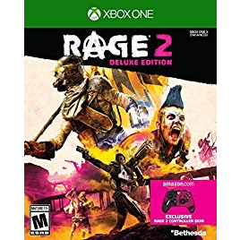 Rage 2 - Xbox One Deluxe Edition  Digital Instant Delivery