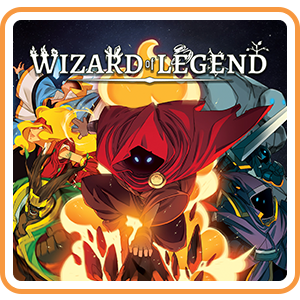 Wizard of Legend Nintendo Switch CD Region US