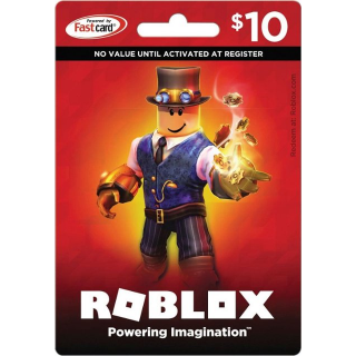 Roblox Game eCard $10