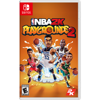 NBA 2K Playgrounds 2 Nintendo Switch CD Region US