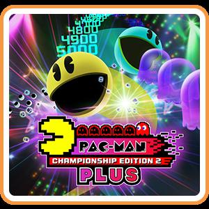 PACMAN Championship Edition 2 Plus Nintendo Switch CD Region US