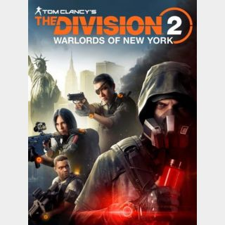 Tom Clancy's The Division 2: Warlords of New York Edition (UK) [AUTO DELIVERY]