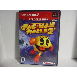PAC-MAN WORLD 2 PS2