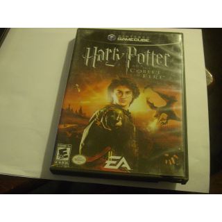 HARRY POTTER / AND THE GOBLET OF FIRE  GAMECUBE