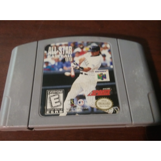 ALL-STAR BASEBALL 99 N64